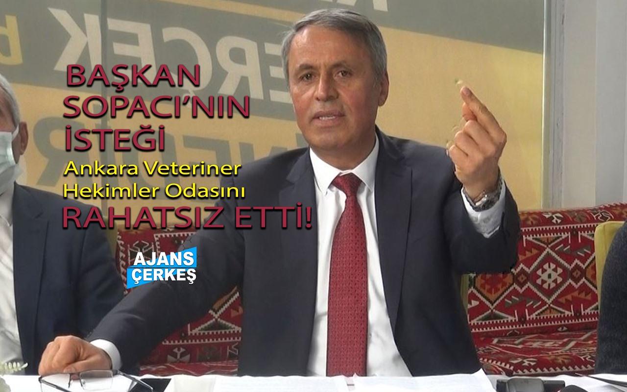 Ankara Veteriner Hekimler Odasından Zehir Zemberek Açıklama