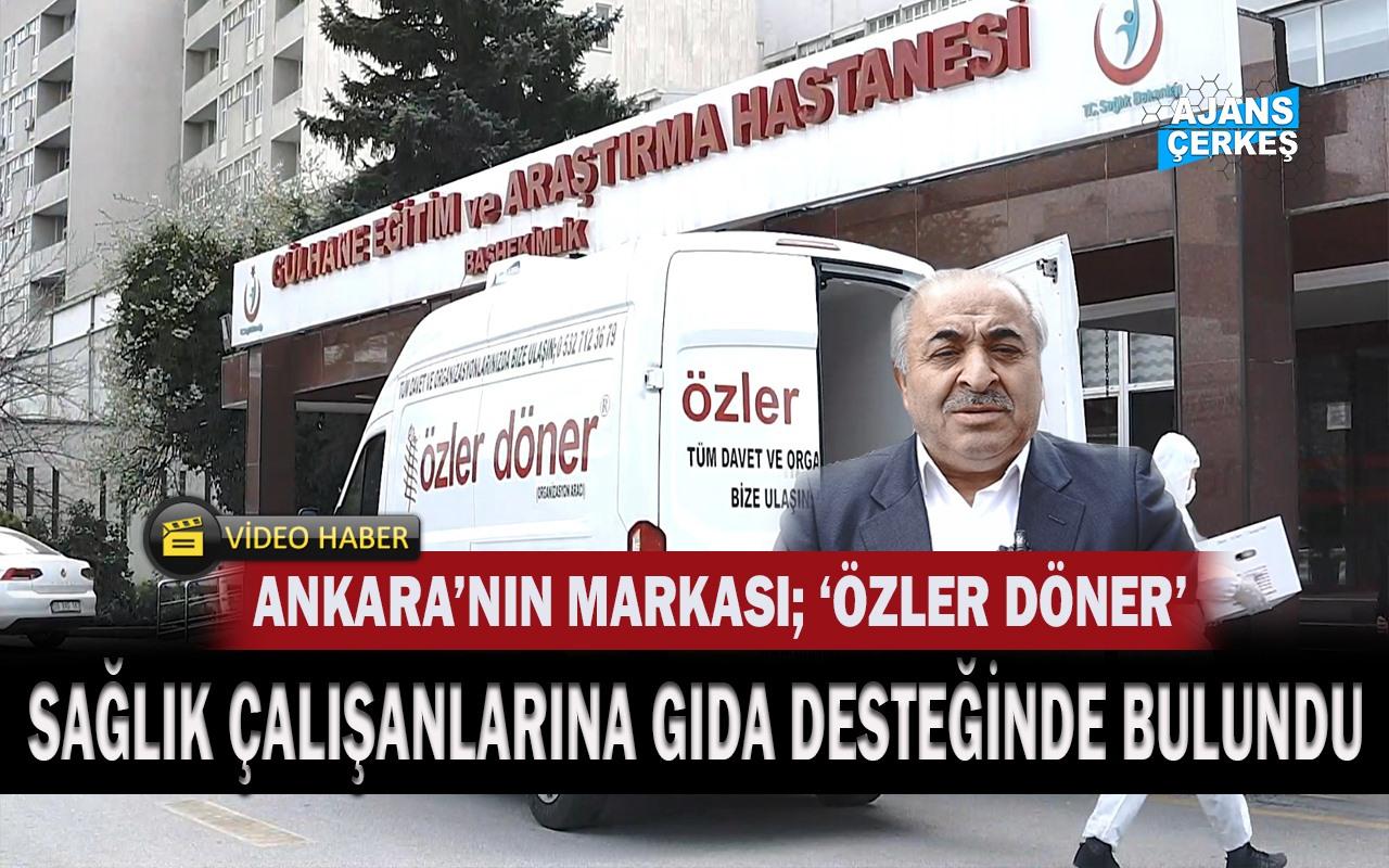Cemalettin Ercan Sağlık Çalışanlarını Unutmadı
