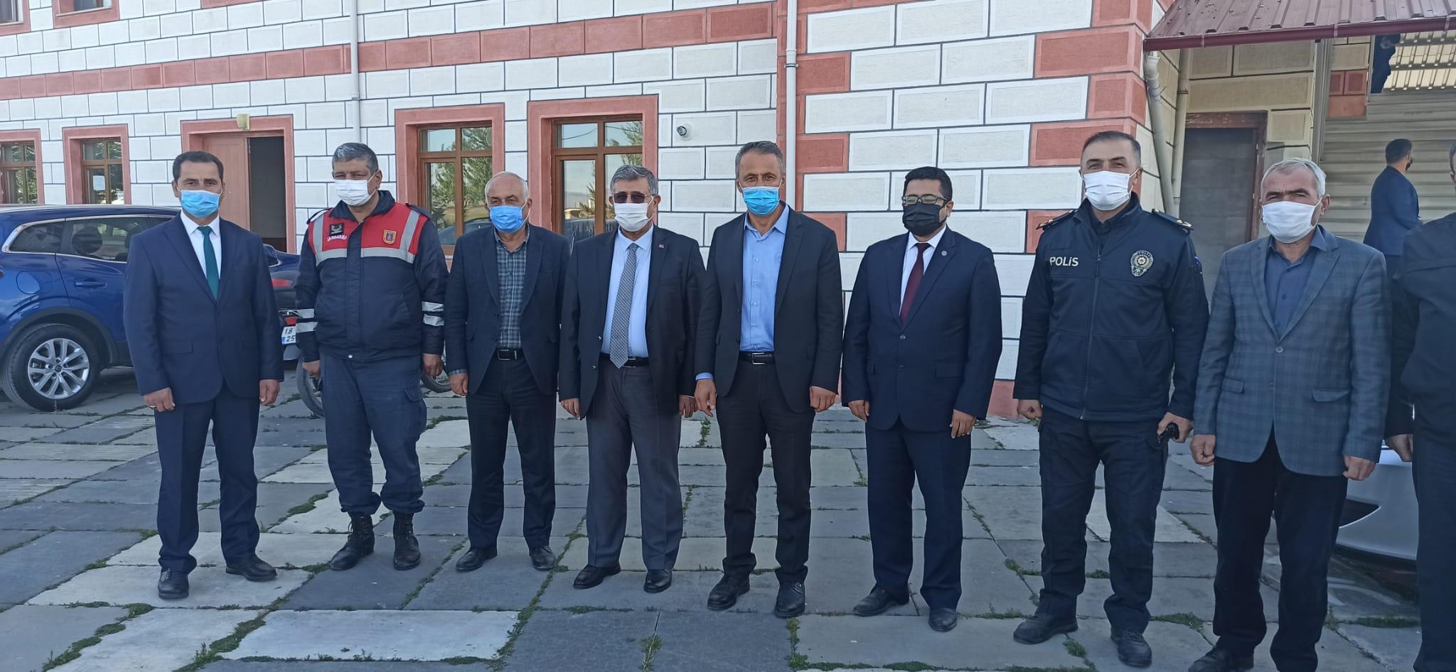 Çerkeş'te Camiler ve Din Görevlileri Haftası Kutlandı