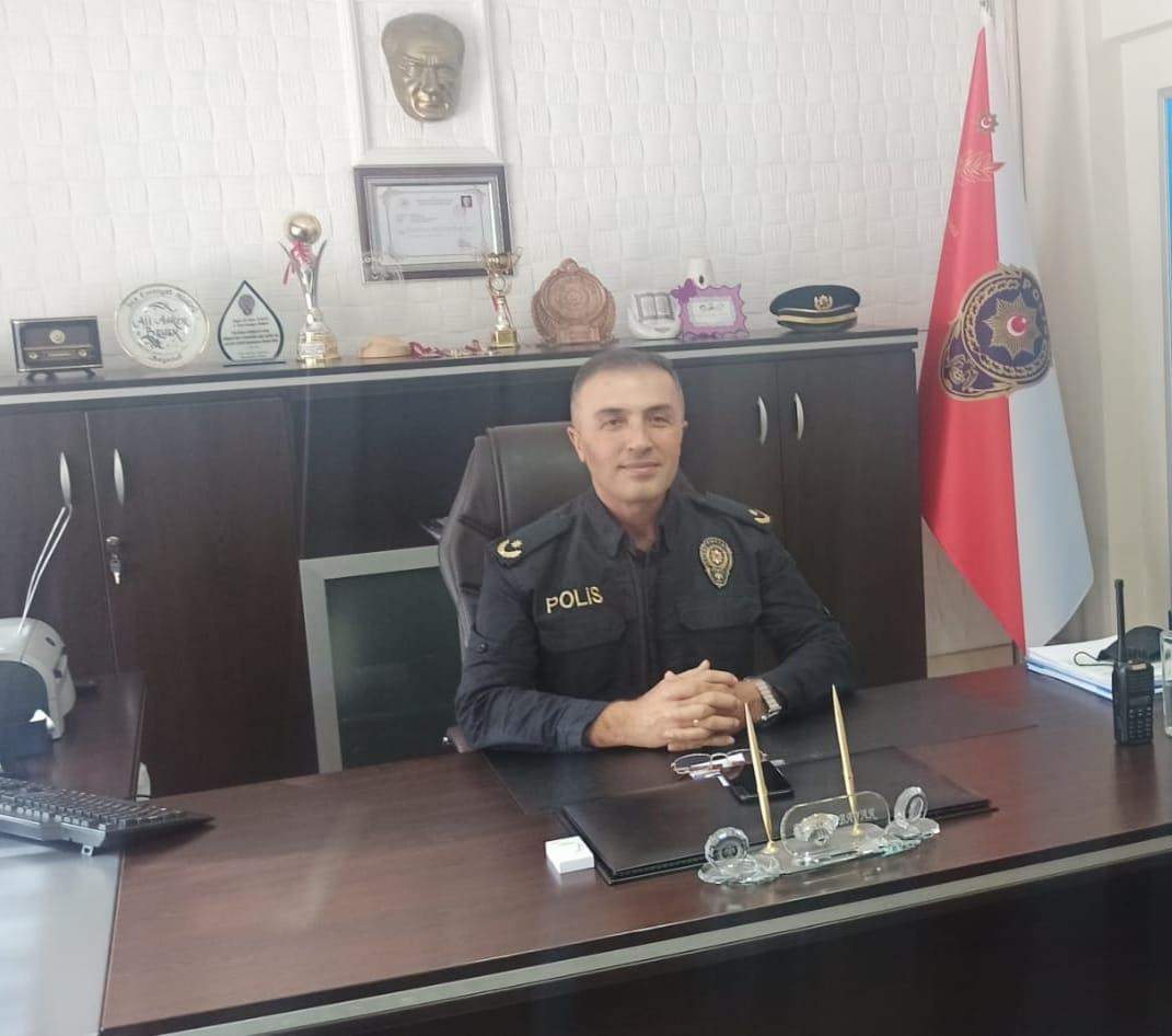 Çerkeş Emniyet Müdürlüğüne Tecrübeli İsim Atandı!
